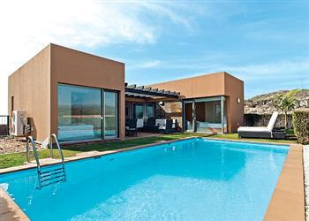 Par 4 Villa 1 in Gran Canaria