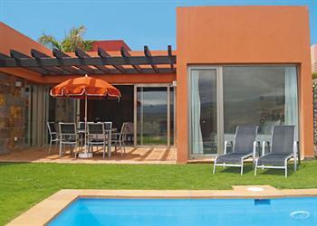 Par 4 Villa 10 in Gran Canaria