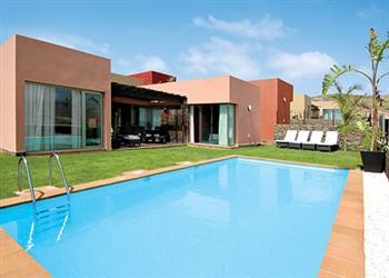 Par 4 Villa 11 in Gran Canaria