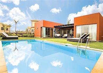 Par 4 Villa 12 in Gran Canaria