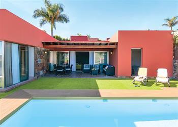 Par 4 Villa 16 in Gran Canaria