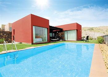 Par 4 Villa 17 in Gran Canaria