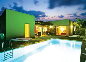 Par 4 Villa 18 in Gran Canaria
