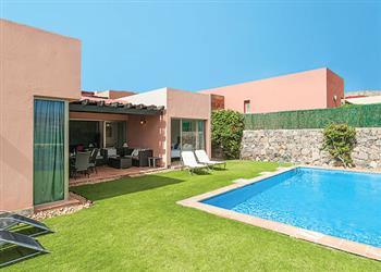 Par 4 Villa 20 in Gran Canaria