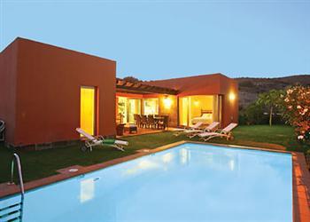 Par 4 Villa 21 in Gran Canaria