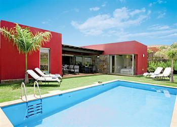 Par 4 Villa 22 in Gran Canaria