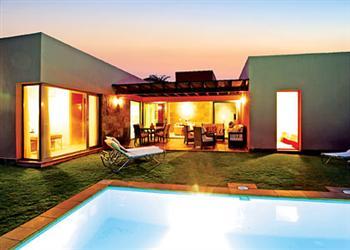 Par 4 Villa 23 in Gran Canaria