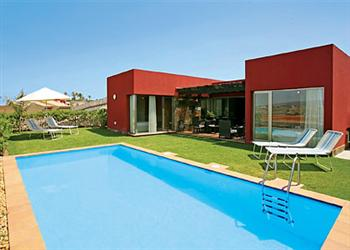 Par 4 Villa 4 in Gran Canaria