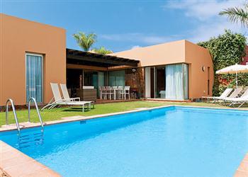 Par 4 Villa 7 in Gran Canaria