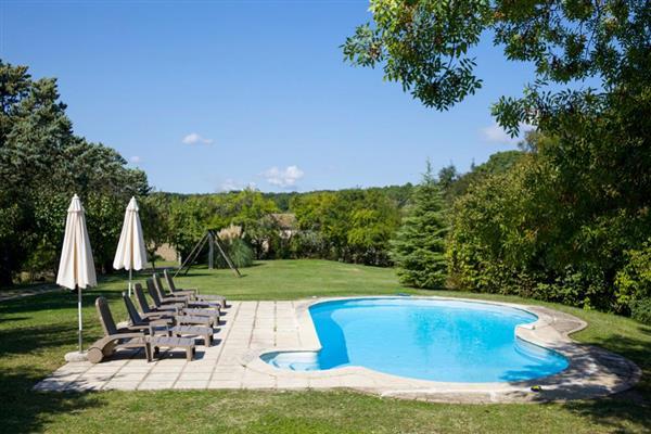Peach Cottage in Dordogne