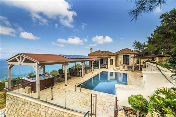 Pomos View Villa in