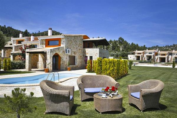Queen Villa in Central Macedonia