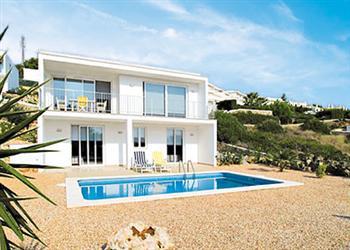 Rachel in Menorca
