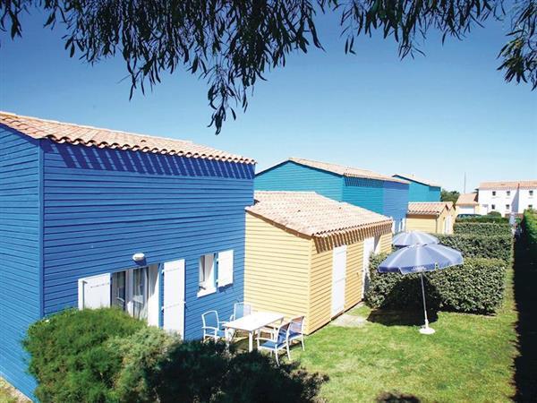 Residence Odalys Le Village des Amareyeurs - Appartement de Plage 3 in Charente-Maritime