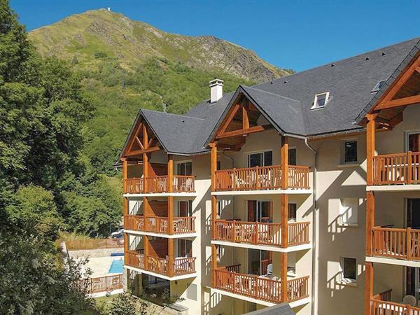 Residence Odalys Soleil dAure - Appartement des Montagnes 1 in Hautes-Pyrénées