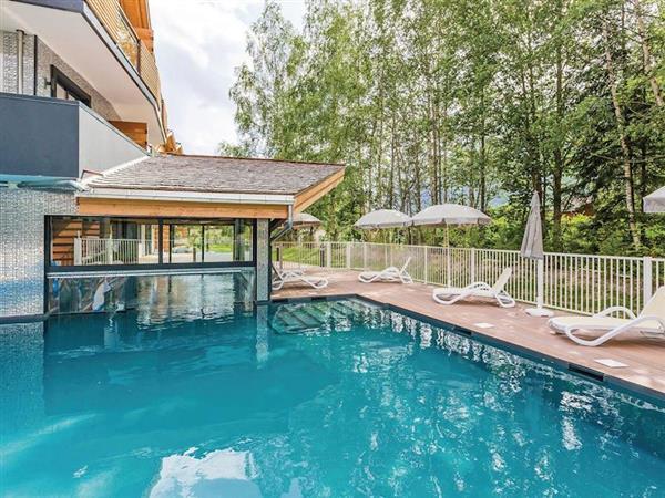 Residence Prestige Odalys Isatis - Appartement de la Montagne 1 in Haute-Savoie