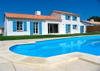 Residence de Fontenelles  Villa 1 from Cottages 4 You