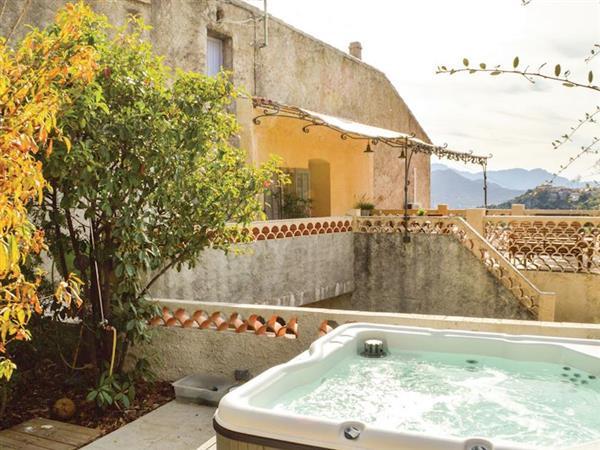 Retraite de Coteau in Haute-Corse