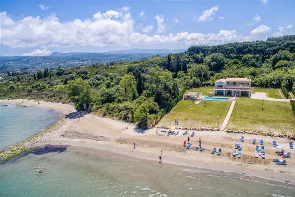 Roda Beach Villa in Ionian Islands