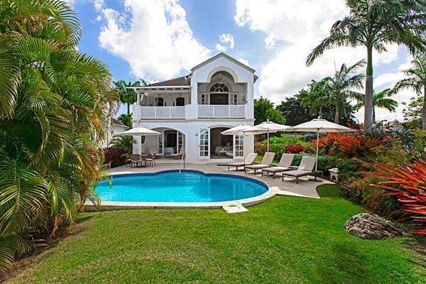 Royal Sapphire Villa in Barbados