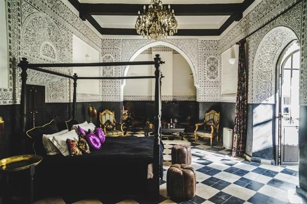 Royal Suite in Marrakech