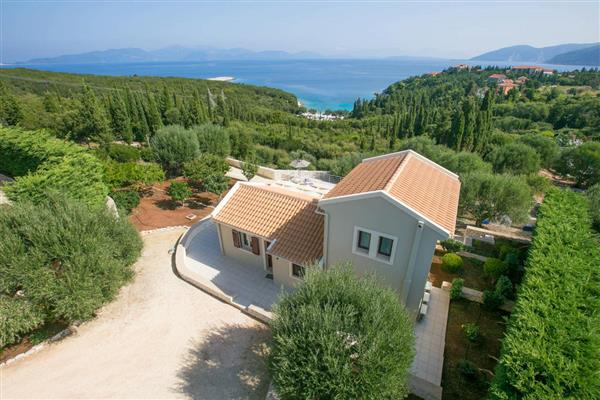 Ruggero in Ionian Islands