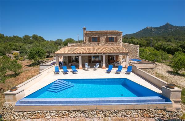 S'Olivar in Illes Balears