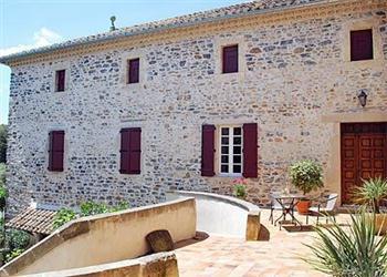 Saint Ambroix in Languedoc-Roussillon