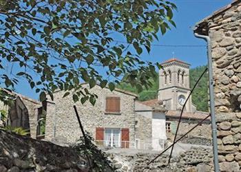 Saint Fortunat-sur-Eyrieux in Ardèche