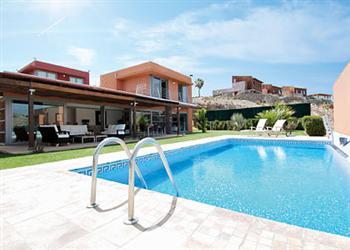 Salobre Villas 3 in Gran Canaria