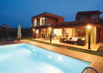 Salobre Villas 4, The Canary Islands