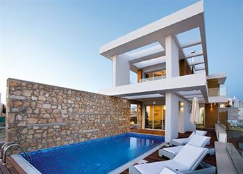 Sapphire, Paphos, Cyprus With Swimming Pool