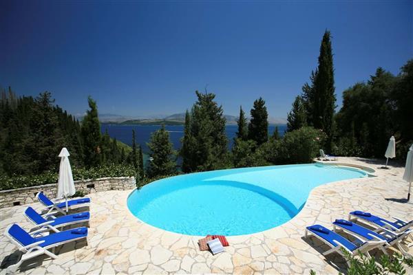 Scheria in Ionian Islands