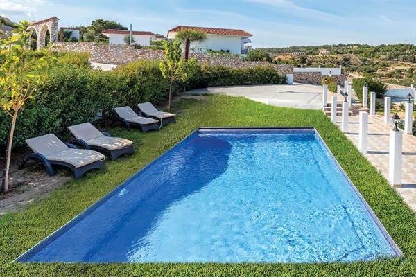 Sea Blue Villa in Rhodes