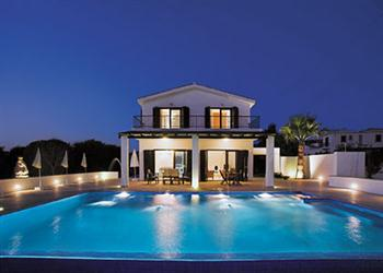 Sea Caves Villa in Cyprus