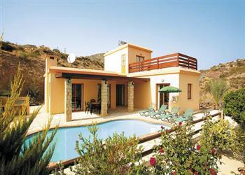 Secret Oasis Villas - Anemona, Coral Bay, Paphos Region