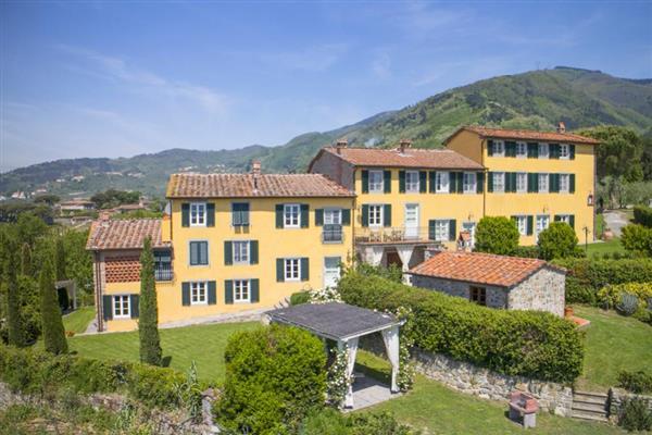 Segromigno Farmhouse in Provincia di Lucca