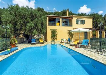 Selini Villa in Corfu