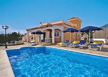Siesta I in Fuerteventura