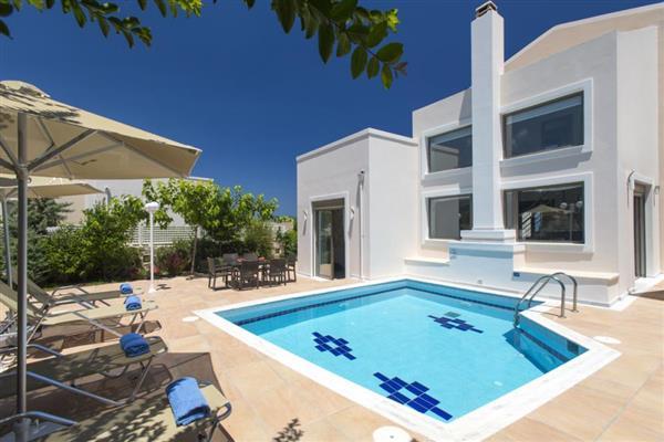 Skouloufia Villas 1 in Crete