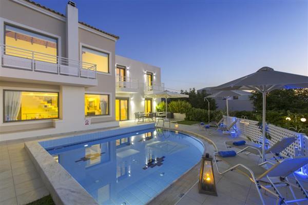 Skouloufia Villas 2 in Crete