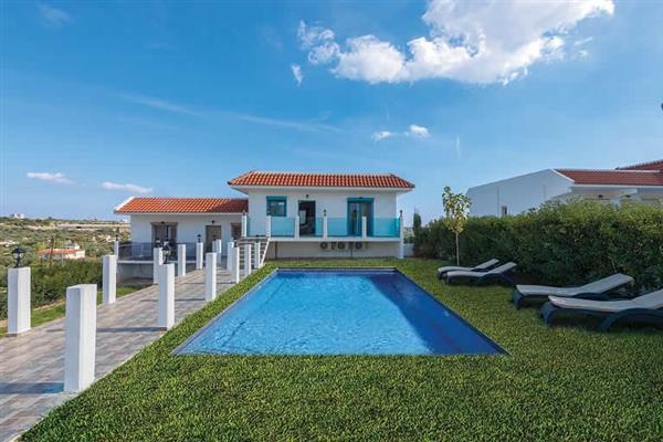 Sky Blue Villa in Rhodes