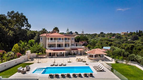 Spartia Wine Estate in Ionian Islands