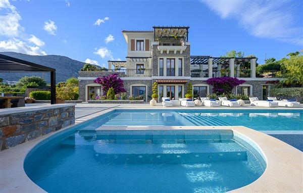 Spinalonga Villas 1 in Crete