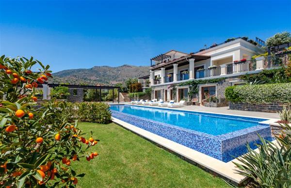 Spinalonga Villas 3 in Crete