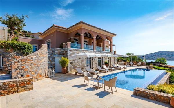 Spinalonga Villas 8 in Crete