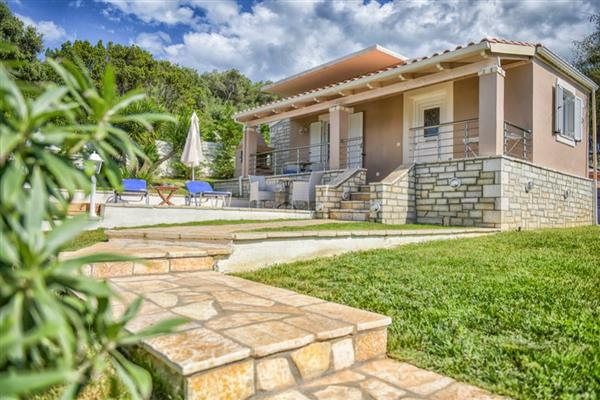 Spiridon Beach House in Ionian Islands