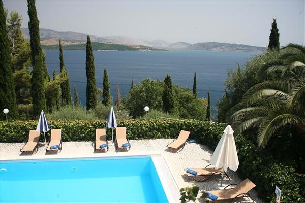 Spiros Kasomitria in Ionian Islands