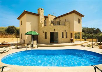 Stavros Villa in Cyprus