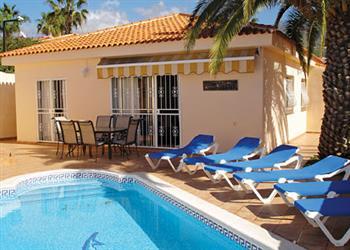 Casa Sol in Tenerife